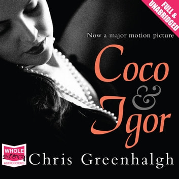 Coco and Igor audiobook by Chris Greenhalgh