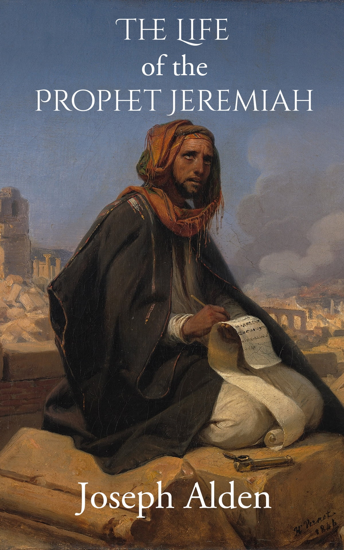 The Prophet Jeremiah: a biography. Book of the Cry of Jeremiah 63