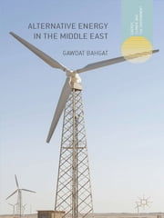 Alternative Energy in the Middle East ebook by Gawdat Bahgat