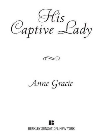 His Captive Lady ebook by Anne Gracie