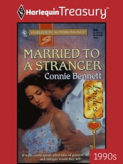Married to a Stranger ebook by Connie Bennett