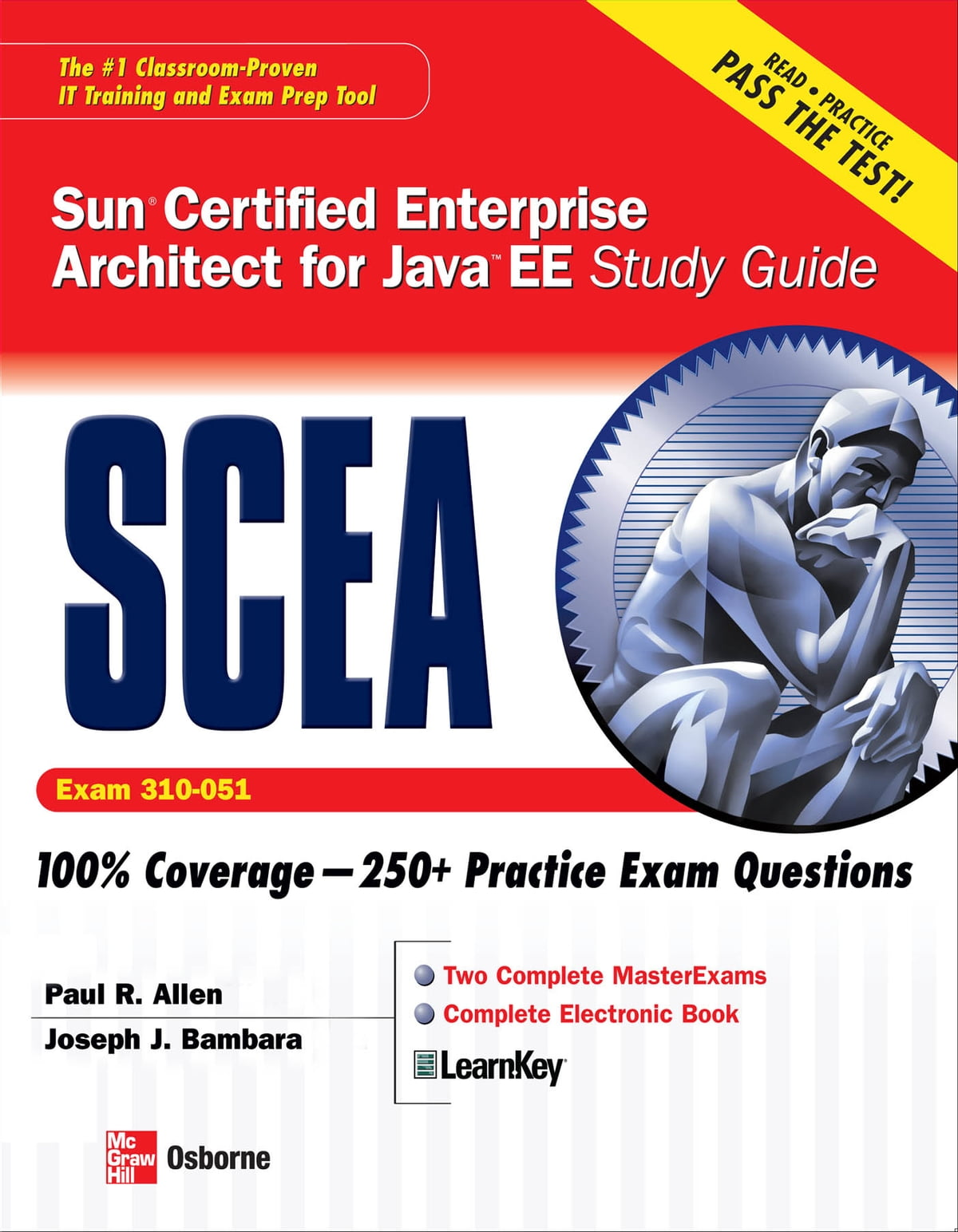 Sun Certified Enterprise Architect For Java Ee Study Guide Exam 310