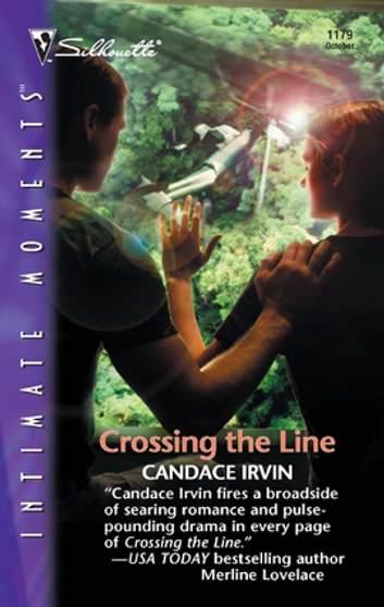 Crossing the Line ebook by Candace Irvin