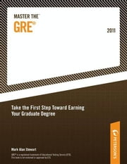 Master the GRE 2011 ebook by Peterson's,Mark Alan Stewart