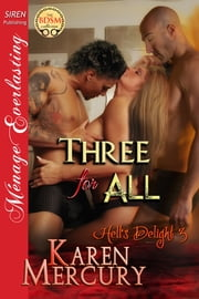 Three for All ebook by Karen Mercury