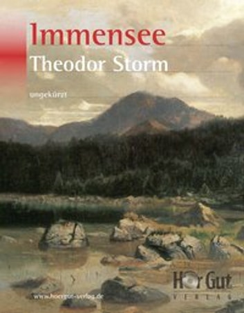 Immensee ebook by Theodor Storm