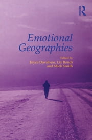 Emotional Geographies ebook by Liz Bondi, Joyce Davidson