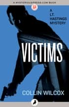 Victims ebook by Collin Wilcox