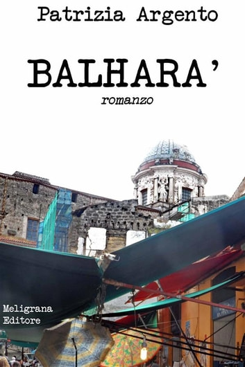 Balhara' ebook by Patrizia Argento