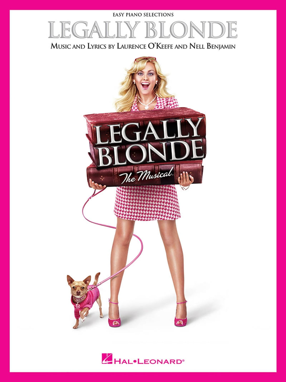 Legally blonde the musical movie — photo 1