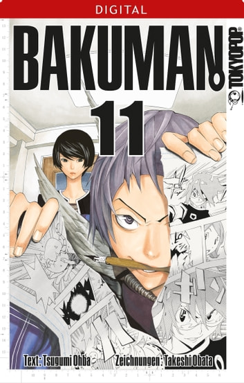Bakuman. 11 eBook by Takeshi Obata,Tsugumi Ohba