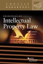 Principles of Intellectual Property Law ebook by Gary Myers