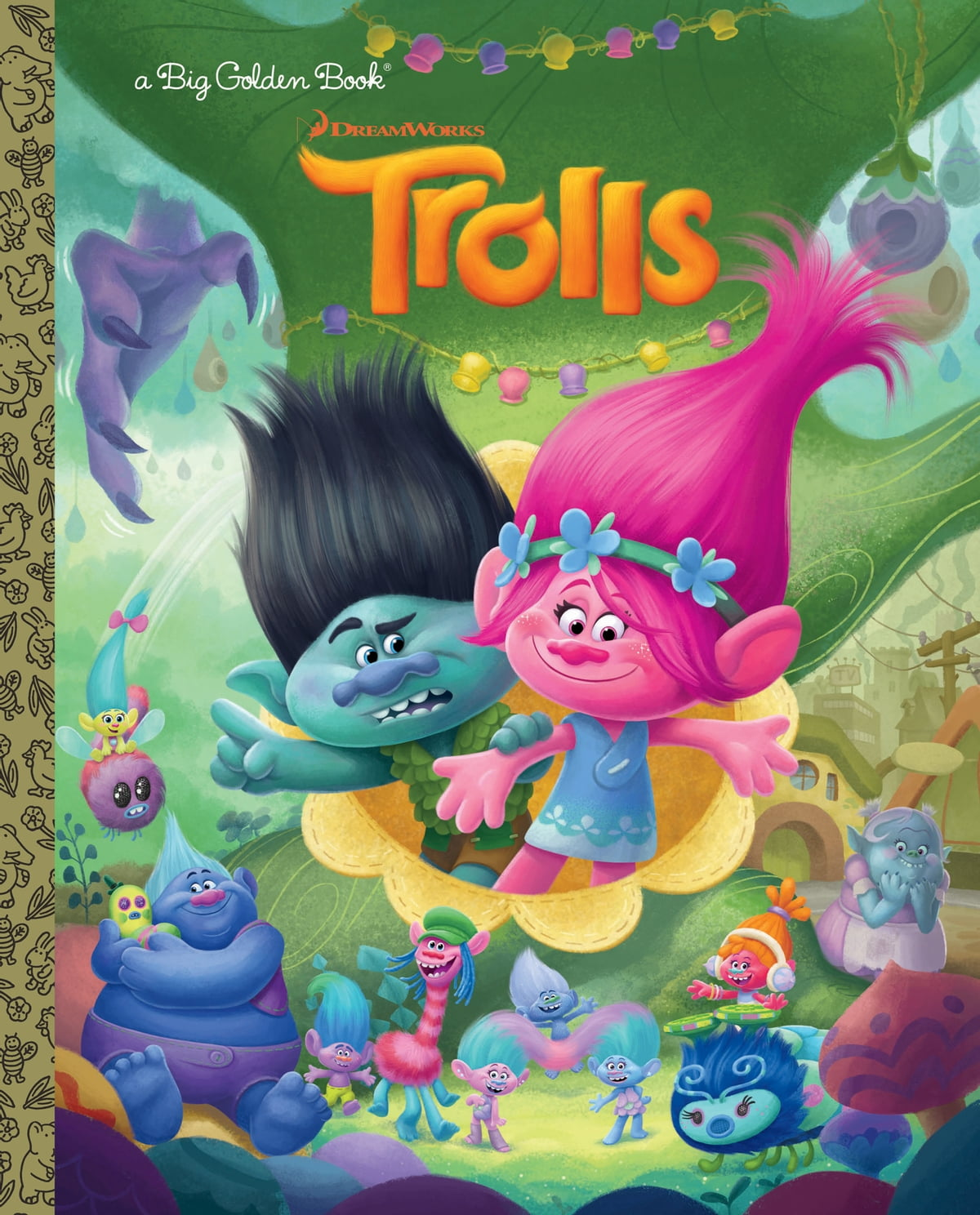 Trolls Big Golden Book (dreamworks Trolls) Ebook By Golden Books   9780399558962  Rakuten Kobo