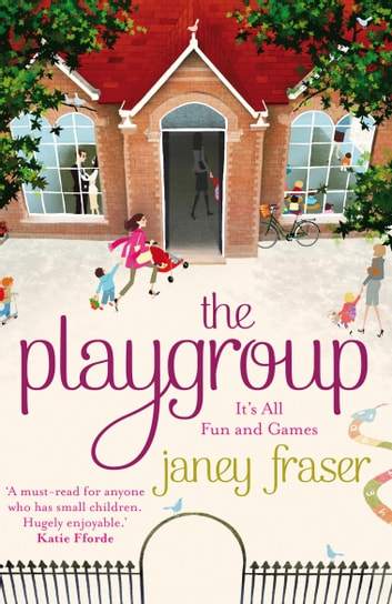 The Playgroup eBook by Janey Fraser
