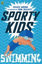 Sporty Kids, Swimming!