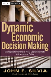 Dynamic Economic Decision Making - Strategies for Financial Risk, Capital Markets, and Monetary Policy ebook by John Silvia