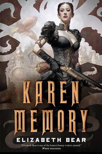 Karen Memory ebook by Elizabeth Bear