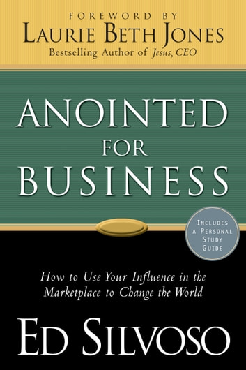 Anointed for Business ebook by Ed Silvoso