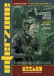 Interzone #259 Jul: Aug 2015 ebook by TTA Press