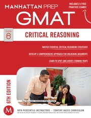 GMAT Critical Reasoning ebook by Manhattan Prep