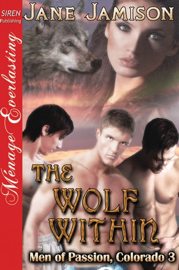 The Wolf Within ebook by Jane Jamison
