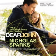 Dear John audiobook by Nicholas Sparks