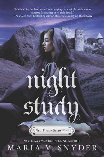 Night Study ekitaplar by Maria V. Snyder