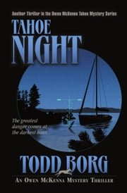 Tahoe Night ebook by Todd Borg