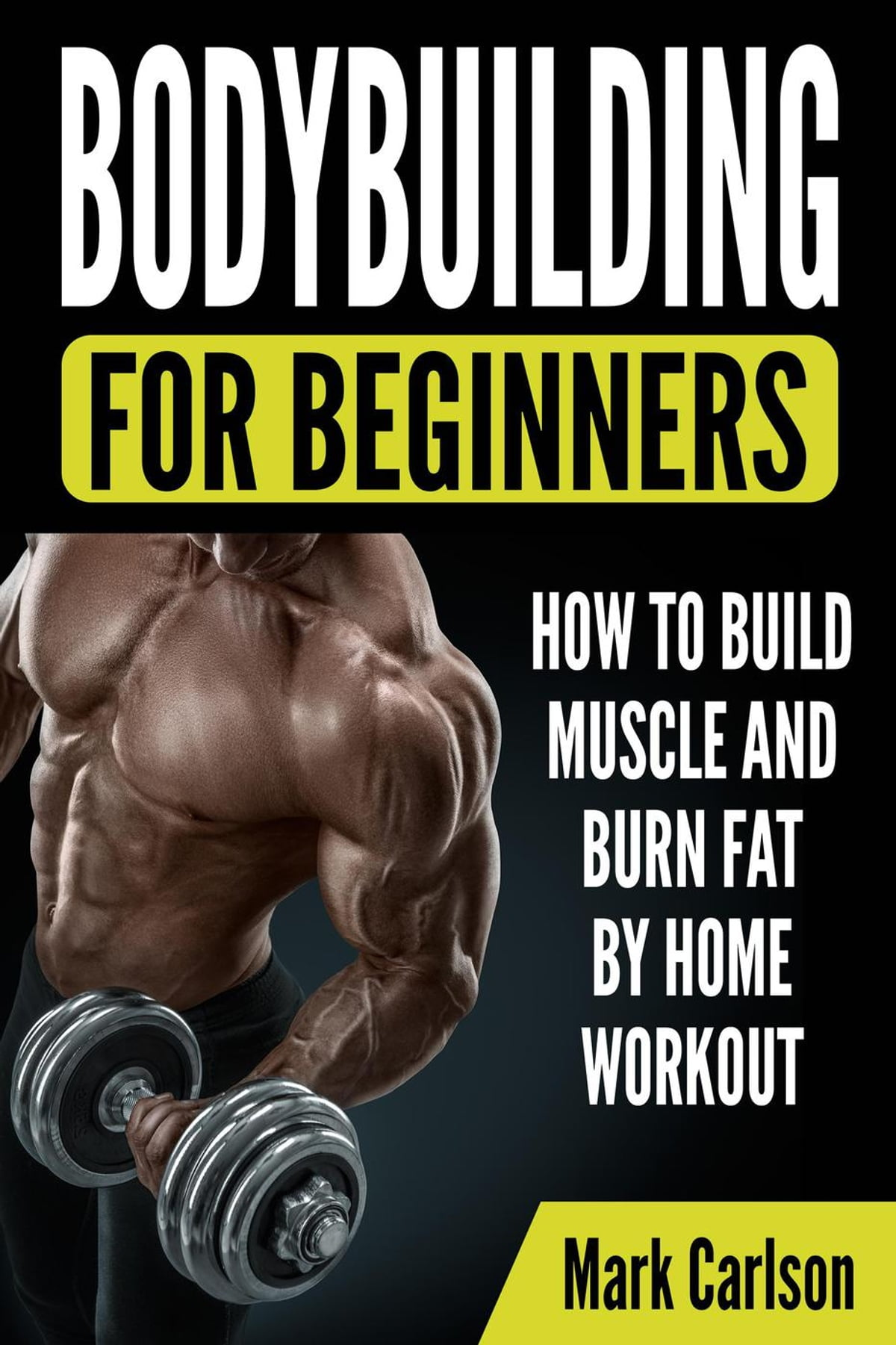 Bodybuilding for Beginners: How to Build Muscle and Burn Fat by Home  Workout ebook by Mark Carlson - Rakuten Kobo
