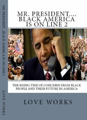 Mr. President....Black America Is On Line 2: The Rising Tide of Concerns from Black People and their Future In America ebook by Raymond Sturgis