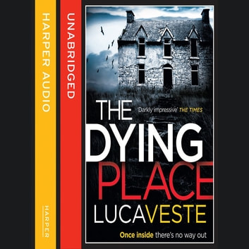 The Dying Place audiobook by Luca Veste