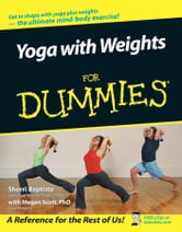 Yoga with Weights For Dummies ebook by Sherri Baptiste