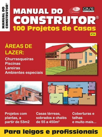 Manual do Construtor 100 Projetos Ed. 4 ebook by Edicase