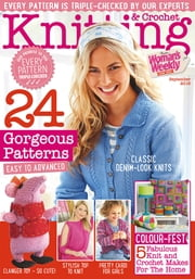 Womans Weekly Knitting & Crafting  - Issue# 1608 - Time Inc. (UK) Ltd magazine