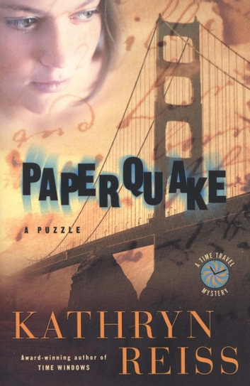 PaperQuake - A Puzzle ebook by Kathryn Reiss