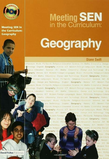 Meeting SEN in the Curriculum: Geography ebook by Helen Harris