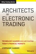 The economics of network industries ebook by oz shy architects of electronic trading technology leaders who are shaping todays financial markets ebook by stephanie fandeluxe Choice Image