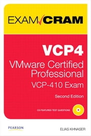 VCP4 Exam Cram - VMware Certified Professional ebook by Elias Khnaser