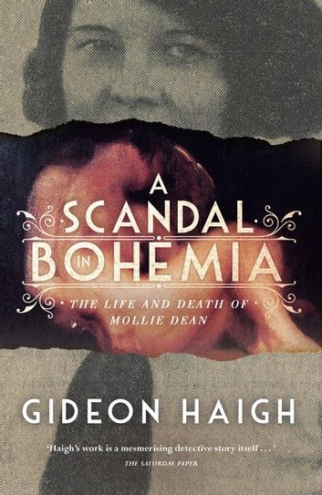 A Scandal in Bohemia ebook by Gideon Haigh