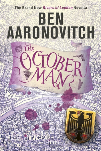 The October Man ebook by Ben Aaronovitch