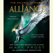 Alliance - The Paladin Prophecy Book 2 有聲書 by Mark Frost
