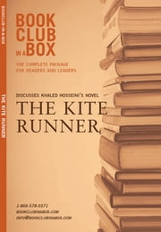 Bookclub-in-a-Box Discusses Khaled Hosseini's novel, The Kite Runner: The complete package for readers and leaders - The complete package for readers and leaders ebook by Marilyn Herbert
