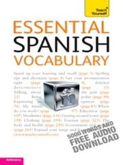 Essential Spanish Vocabulary: Teach Yourself ebook by Mike Zollo