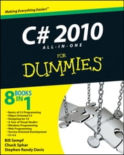 C# 2010 All-in-One For Dummies ebook by Bill Sempf, Charles Sphar, Stephen R. Davis