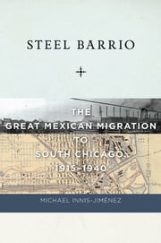 Steel Barrio - The Great Mexican Migration to South Chicago, 1915-1940 ebook by Michael Innis-Jiménez
