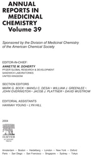 Annual Reports in Medicinal Chemistry ebook by Doherty, Annette M.