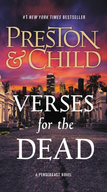 Verses for the Dead ebook by Douglas Preston,Lincoln Child