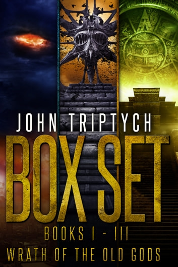 Wrath of the Old Gods Box Set 1 - Books 1-3 (The Glooming, Canticum Tenebris, A World Darkly) ebook by John Triptych