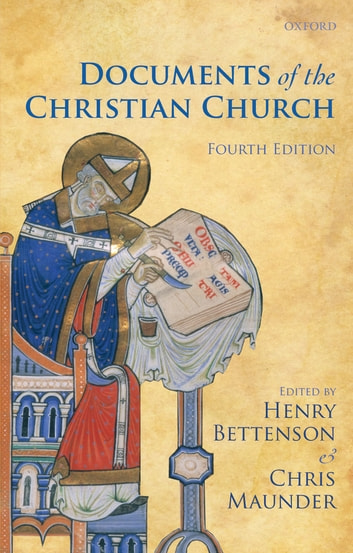 Documents of the Christian Church ebook by