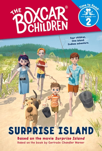 Surprise Island The Boxcar Children Time To Read Level 2 Ebook By